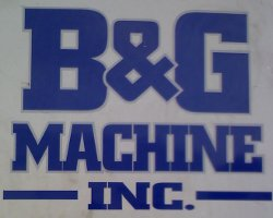 B & G Machine, Inc.